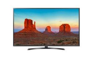 Телевизор LG 50UK6470PLC